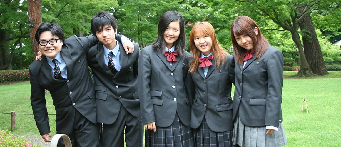今の日本になくてはならない学校です。全員卒業を目指して